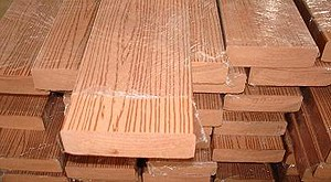 Продукция Wood plastic composite